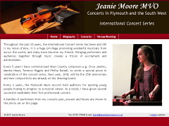 Jeanie Moore Concerts
