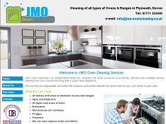 JMO Oven Cleaning