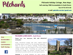 Pilchards Bed and Breakfast Cottage