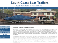 South Coast Boat Trailers